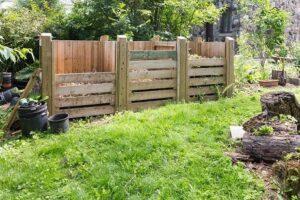 kompostownik trzykomorowy - kompostownik ogrodowy